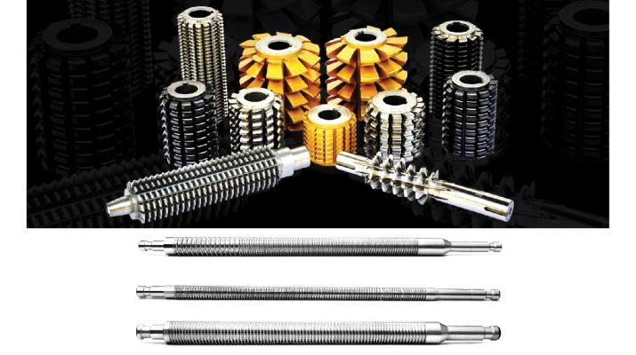 Dao lăn răng & dao chuốt- Gear cutters & Broaches
