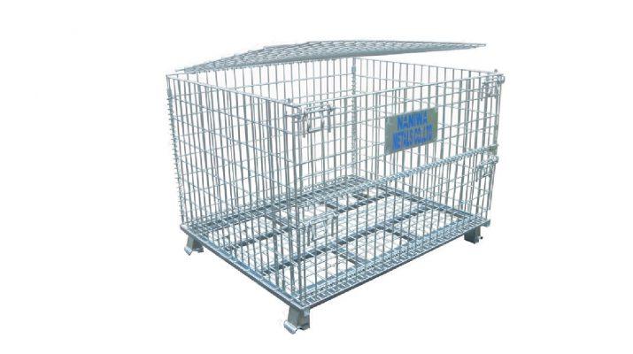 Lồng sắt - Cage